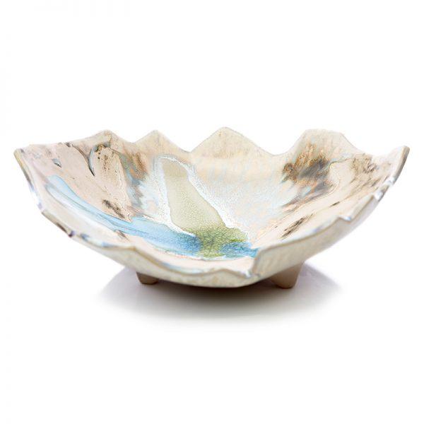 hand made decorative bowl