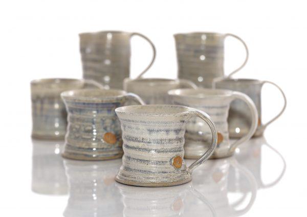 Small Handthrown Coffee Mug